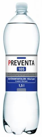 Deuteriumarmes Wasser - Preventa® 105