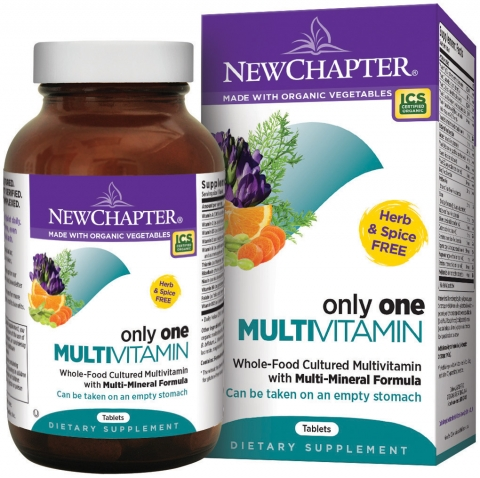 One Daily Multivitamine