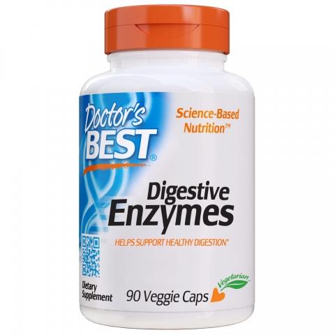 Doctor's Best - Spijsverterings Enzymen