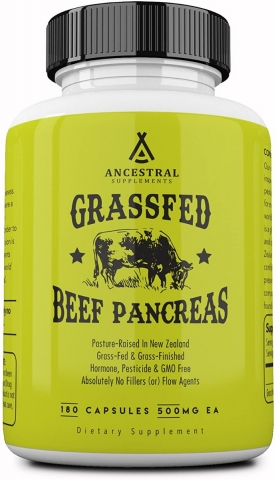 Rinderbauchspeicheldrüse - grasgefüttert