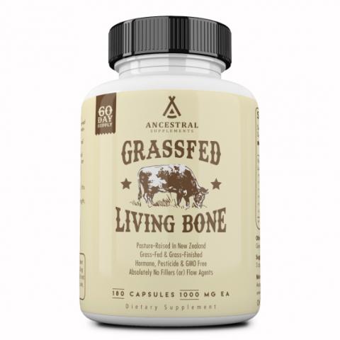 Living Bone - natürlicher Kalziumproteinkomplex - grasgefüttert