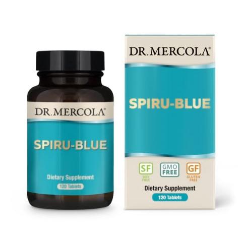 Dr. Mercola - Spiru-Blue
