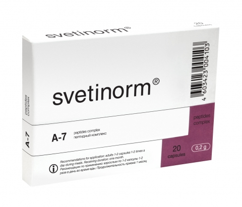 Svetinorm - Leberextrakt
