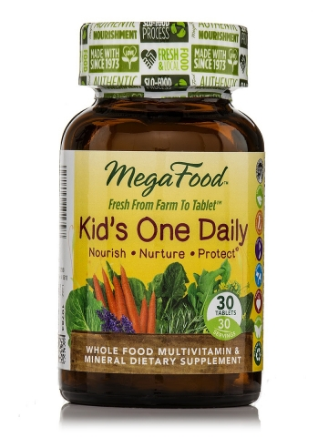 MegaFood - Kid's One Daily  - 30 tabletten