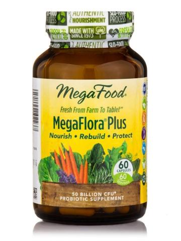 Probiotika - Megaflora Plus - 50 Milliarden Units
