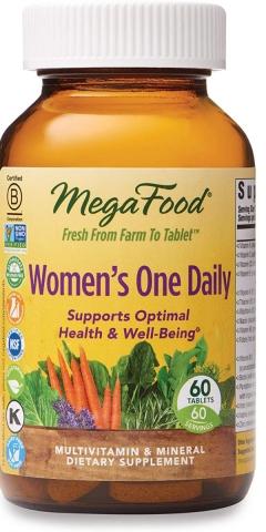 Women's One Daily - Multivitamine für Frauen