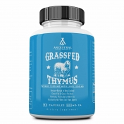 Ancestral Supplements - Schafthymusdrüse - grasgefüttert - 180 Kapseln