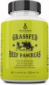 Ancestral Supplements - Rinderpankreas grasgefüttert - 180 Kapseln