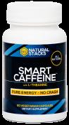 Natural Stacks - Koffein - Smart Caffeine - 60 vegetarische Kapseln