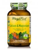 MegaFood - Natürliche Kalzium, Magnesium & Kalium Formulierung - 60 Tabletten