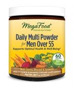Daily Multivitamin-Pulver für Männer 55+