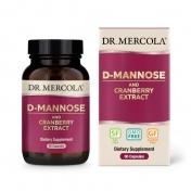 Dr. Mercola - D-Mannose en Cranberry extract