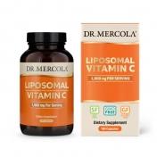 Dr. Mercola - Liposomale Vitamine C (capsules)