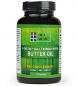 Green Pasture - X-Factor Gold - High Vitamin Butter Öl - Kapseln - 120 Kapseln