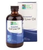 Green Pasture - Flüssiger fermentierter Lebertran - Naturel - 237 ml