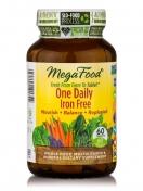 One Daily (ohne Eisen) - Natürliche Multivitamine - 60 Tabletten