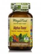 MegaFood - Alpha Teen - Natürliche Vitamine und Minerale für Jugendliche - 90 tabletten