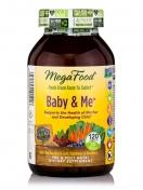 MegaFood - Baby & Me – Natürliche Schwangerschaftsvitamine  - 120 Tabletten