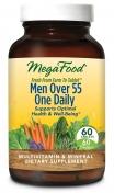 One Daily - Natürliche Multivitaminen für Männer 55+