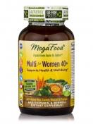 Natürliche Multivitamine für Frauen 40+ - 120 Tabletten
