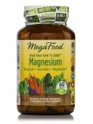 MegaFood - Natürliches Magnesium - 60 Tabletten