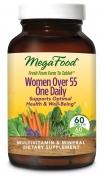 One Daily - Natürliche Multivitaminen für Frauen 55+ - 60 tabletten