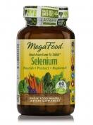 MegaFood - Natürliches Selenium - 60 Tabletten