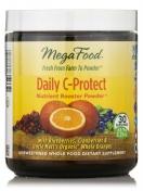 MegaFood - Natürliches Vitamin C Pulver Formulierung - 64 Gramm