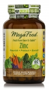 MegaFood - Natürliches Zink - 60 Tabletten