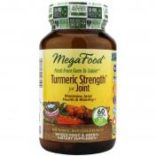 MegaFood - Turmeric Strength - Gelenk - Formulierung - 60 Tabletten