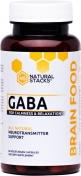 Natural Stacks - GABA Brain Food - 60 Kapseln
