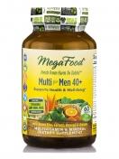 Megafood - Natürliche Multivitamine für Männer 40+