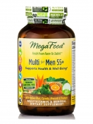 Natürliche Multivitamine für Männer 55+
