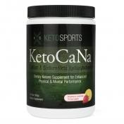 KetoCaNa - Exogene Keto-Ester - Beta-Hydroxybutyrat - Erdbeere