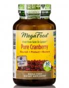 MegaFood - Pure Cranberry - Preiselbeere - 60 vegetarische Kapseln