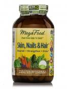 MegaFood - Skin, Nails & Hair Multivitamine und Mineralien - 60 Tabletten
