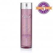Frontansicht der Glasflasche von MitoQ® Skin Boosting Active Nachtcreme - 50ml