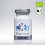 Biologischer Colostrum Extrakt - 60 Kapseln