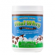 Well Wisdom - Biologisches Whey Eiweiss - Vital Whey Choco - 600 gramm