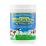 Well Wisdom - Biologisches Whey Eiweiss - Vital Whey Vanille - 600 gramm