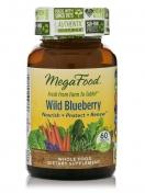 MegaFood - Wild Blueberry - Heidelbeere - 60 Kautabletten