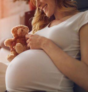 Die Entstehung der Bindung zwischen Mutter und Kind